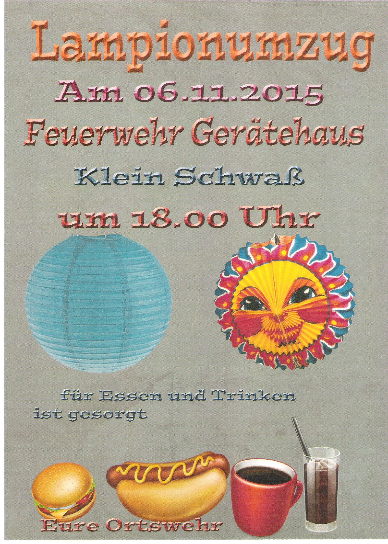 FFW Lampionumzug 11-2015