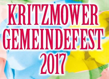 Party Kritzmow bild