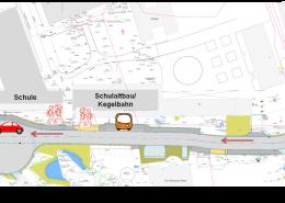 Schulweg Kritzmow