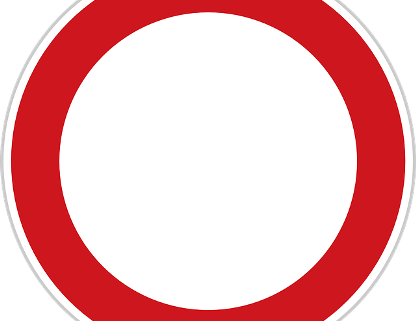 road-sign-884434_640